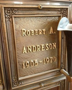 Robert A Andreson