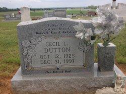 Cecil L. Dutton