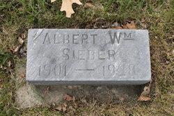 Albert William Sieber