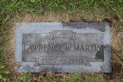 Lawrence W. Martin