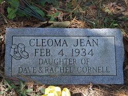 Cleoma Jean Cornell