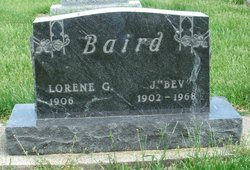 James Beveridge Bev Baird