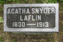 Agatha <i>Teagle</i> Laflin