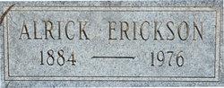 Alrick Engelbert Erickson