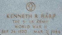 Kenneth Robert Harp