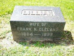 Lillian <i>Dutton</i> Cleland