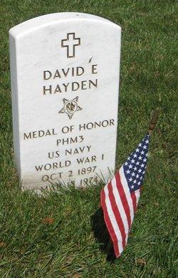 David Ephraim Hayden