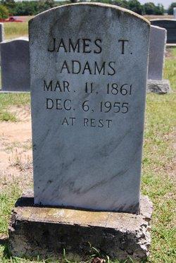 James Thomas Jim Tom Adams