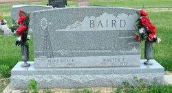 Walter F. Baird