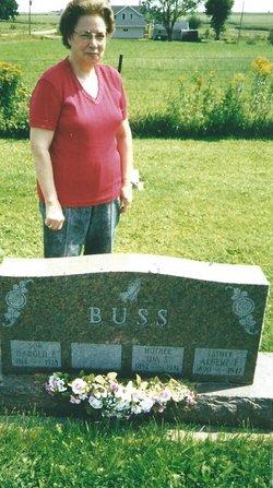 Ida S. Edith <i>Gorsegner</i> Buss