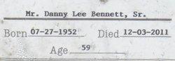 Danny Lee Woodstock Bennett