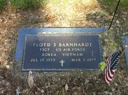 Sgt Floyd S Barnhardt