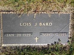 Lois J. <i>Klingler</i> Bard
