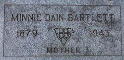 Minnie Dain <i>Bonham</i> Bartlett
