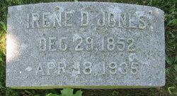 Irene D. Jones