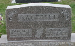 Martin Frederick Joe Kauffelt
