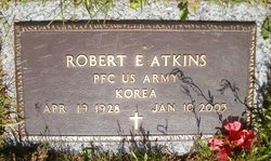 Robert Earl Atkins
