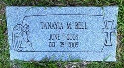 Ta'Nayia M Bell