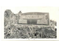 Thomas Eli Eli Hackler