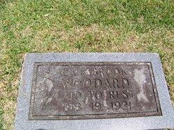 Mary Alice <i>Brooks</i> Woodard