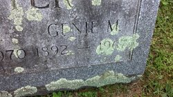 Genie May <i>Albright</i> Carpenter