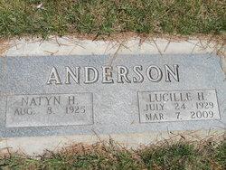 Lucille <i>Van Wie</i> Anderson