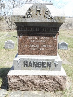 Anna Margrate Juliane Margret <i>Rasmusen</i> Hansen