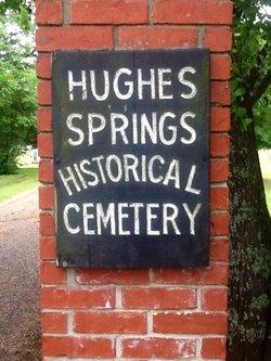 Hughes Springs Cemetery