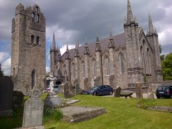 Saint Maelruain Cemetery