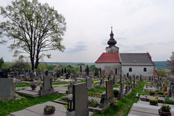Saint Mikulas Church and Cemetery