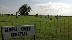 Clarks Creek Cemetery