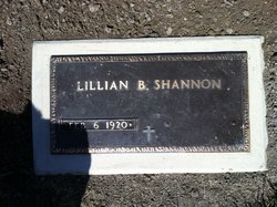 Lillian Blanch <i>Crossley</i> Shannon