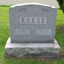 Elmer E Reese