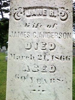 Jane R. <i>Moorman</i> Anderson