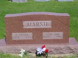 Lois Ann <i>Fore</i> Marsh