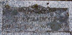 Ruby A Dwyer