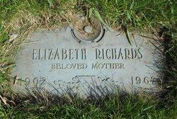 Elizabeth <i>Blash</i> Richards