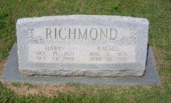 Rachel Rebecca <i>Henderson</i> Richmond