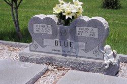 Colon A. Blue