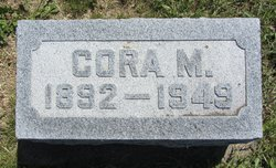 Cora Mae <i>Miller</i> Fankhauser