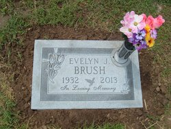 Evelyn Joan <i>O'Neill</i> Brush