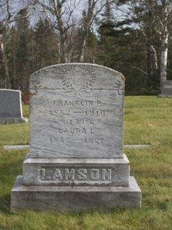 Franklin Pierce Frank Lamson