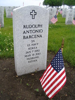 Rudolph Antonio Barcena
