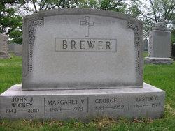 George Francis Brewer