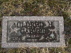 Mildred O <i>Hall</i> Carver