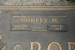 Shirley Marie <i>Kerrigan</i> Robinson
