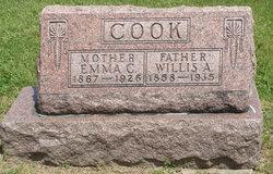 Emma Catherine <i>Cosner</i> Cook