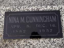 Nina Myrtle <i>Berry</i> Cunningham