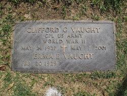 Clifford G Vaught