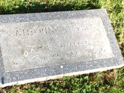 Catherine T Allen
